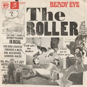 Beady Eye - The Roller artwork