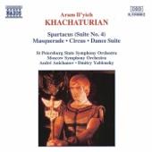 Khachaturian, A.I.: Spartacus, Suite No. 4 - Masquerade - Circus