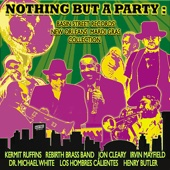 Various Artists - Nothing But a Party - Basin Street Records' New Orleans Mardi Gras Collection  artwork
