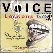 Voice Lessons to Go V.4- Stamina