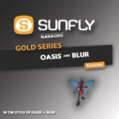 Karaoke Gold Series: Oasis & Blur (Karaoke Version)