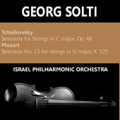 Serenade for Strings in C Major, Op. 48: IV. Andante - Allegro con Spirito - Sir Georg Solti & Israel Philharmonic Orchestra