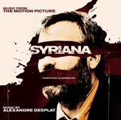 Syriana (Music from the Motion Picture) cover art