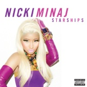 Nicki Minaj - Starships ilustración