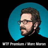 Cover to Marc Maron's WTF Premium - Louie C.K., Pt. 1