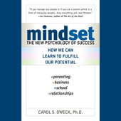 Mindset: The New Psychology of Success (Unabridged) - Carol Dweck Cover Art