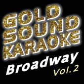 On My Own (Karaoke Version) [In the Style of Les Miserables]