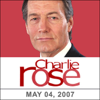 Charlie Rose: Bill Maher and Christopher Hitchens, May 4, 2007 - Charlie Rose