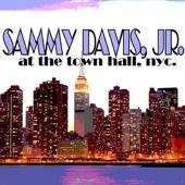 Sammy Davis, Jr. At the Town Hall