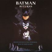 Batman Returns (Original Motion Picture Soundtrack) cover art