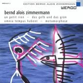 Zimmermann: Un petit rien