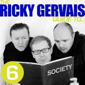 Ricky Gervais, Steve Merchant & Karl Pilkington - The Ricky Gervais Guide to...SOCIETY (Unabridged)  artwork