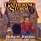 Robert Jordan & Brandon Sanderson - The Gathering Storm: Book Twelve of the Wheel of Time (Unabridged)  artwork