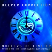 Matters Of Time - EP cover art