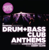 Hospital Presents Drum & Bass Club Anthems (Mixed by London Elektricity & Agent Alvin)
