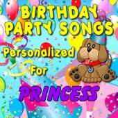 Happy Birthday to Princess (Princesse)
