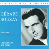 Famous Voices of the Past: Gérard Souzay (1918-2004)