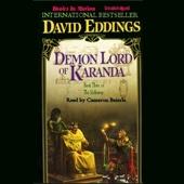 David Eddings - Demon Lord of Karanda: The Malloreon, Book 3 (Unabridged) [Unabridged  Fiction]  artwork