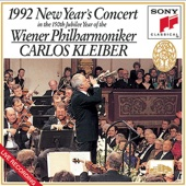1992 New Year's Concert In the 150th Jubilee Year of the Wiener Philharmoniker - Carlos Kleiber