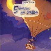 5 semaines en ballon - Jules Verne