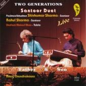 Two Generations - Santoor Duet At Stuttgart (Live)
