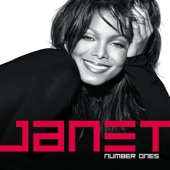 Number Ones - Janet Jackson Cover Art