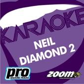 Zoom Karaoke - Neil Diamond 2