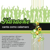 Karaoke Canta Como Andrés Calamaro