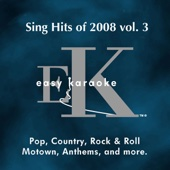 The Man Who Can't Be Moved (Originally Performed by The Script) [Karaoke Version]