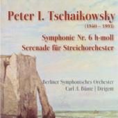 Serenade fuer Streichkonzerte, op. 48: Pezzo in forma di Sonatina (Andante non troppo, Allegro moderato)