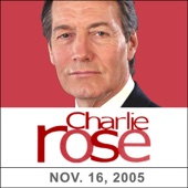 Charlie Rose - Charlie Rose: The Dalai Lama, November 16, 2005  artwork
