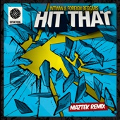 Hit That - Single cover art