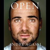 Andre Agassi - Open: An Autobiography (Unabridged)  artwork