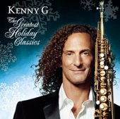 Have Yourself a Merry Little Christmas - Kenny G Cover Art
