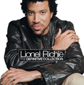 The Definitive Collection - Lionel Richie Cover Art