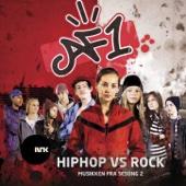 Af1 - Hiphop Vs Rock, Musikken Fra Sesong 2