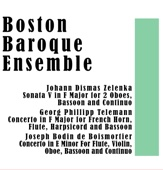 Concerto in E Minor For Flute, Violin, Oboe, Bassoon and Continuo