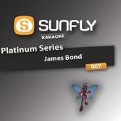 Karaoke Platinum Series, Vol. 7: James Bond