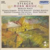 Horn Music (with Vilmos Szabadi, Péter Bársony, György Kertész, Erdõdy Chamber Orchestra, Zsolt Szepcsik & Márton Rácz)