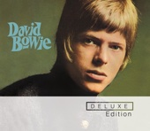 David Bowie (Deluxe Edition) cover art
