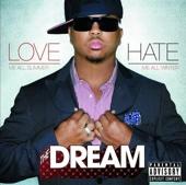 The-Dream - Lovehate  artwork