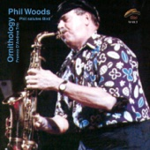 Phil Woods & Franco D'Andrea Trio - Ornithology  artwork