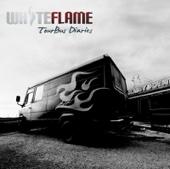 White Flame - Frontrow Girl artwork