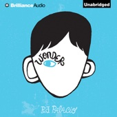 Wonder (Unabridged) - R J Palacio Cover Art
