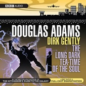 Douglas Adams - Dirk Gently: The Long Dark Tea-Time of the Soul (Dramatised)  artwork