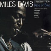 Miles Davis - Kind of Blue  artwork