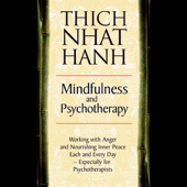 Thích Nhất Hạnh - Mindfulness and Psychotherapy (Nonfiction) artwork