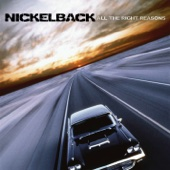 All the Right Reasons - Nickelback Cover Art