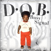 Busy Signal - One More Night artwork