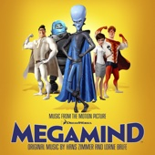 Megamind (Music from the Motion Picture) cover art